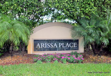 Arissa Place Wellington Real Estate - Tricoli Team Homes