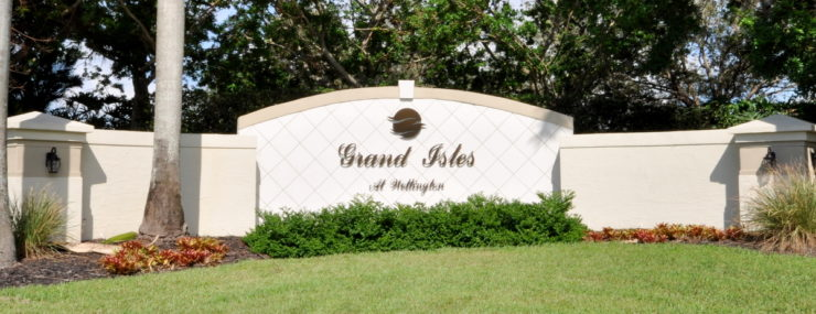 Grand Isles at Wellington Real Estate - Tricoli Team Homes