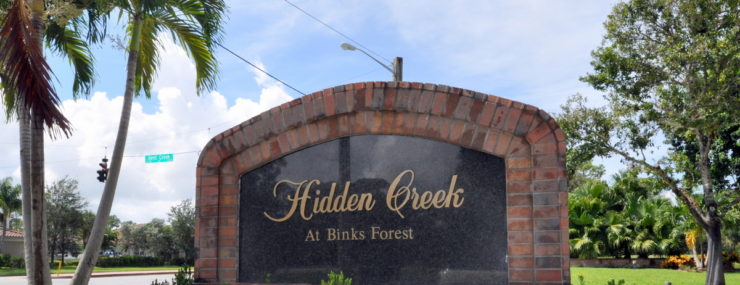 Hidden Creek at Binks Forest Wellington Real Estate - Tricoli Team Homes