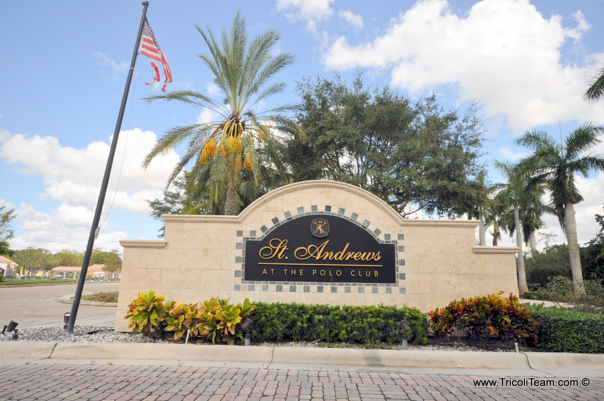 St Andrews at Polo Club Wellington FL 33414